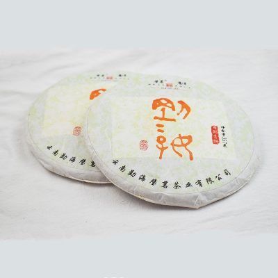 2016 Blang Just Right Pu'erh Raw Tea Cake 357g