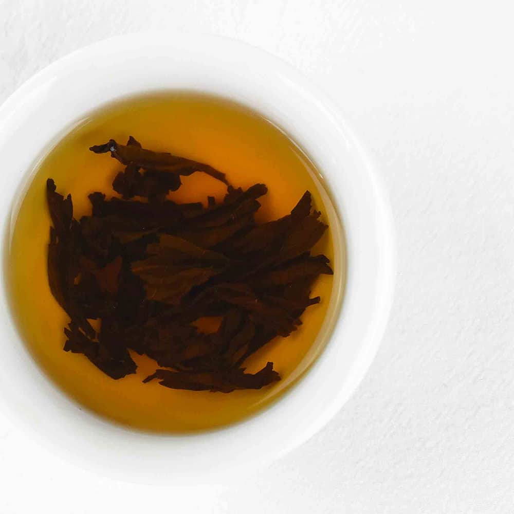 Wuyi Big Red Robe (Da Hong Pao)Wuyi Big Red Robe (Da Hong Pao) Wuyi Big Red Robe (Da Hong Pao) Brewed