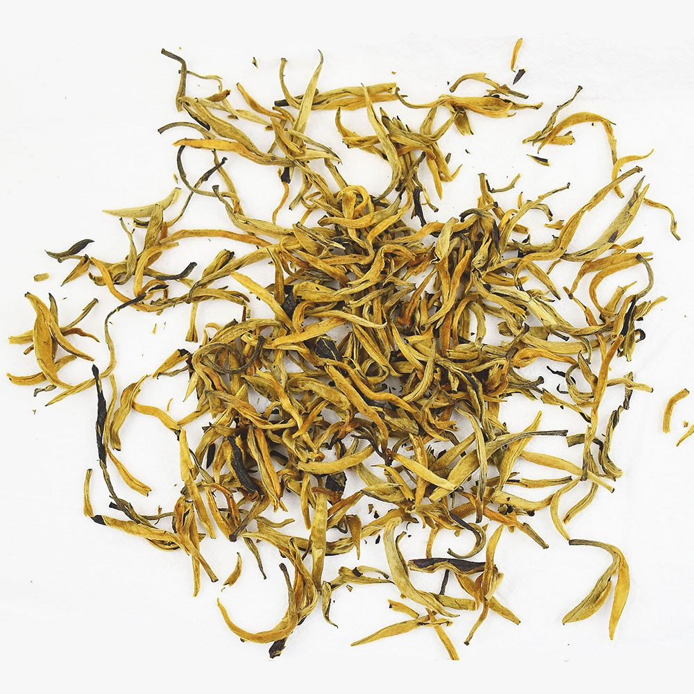 Yunnan Golden Tips Tea (Dianhong)