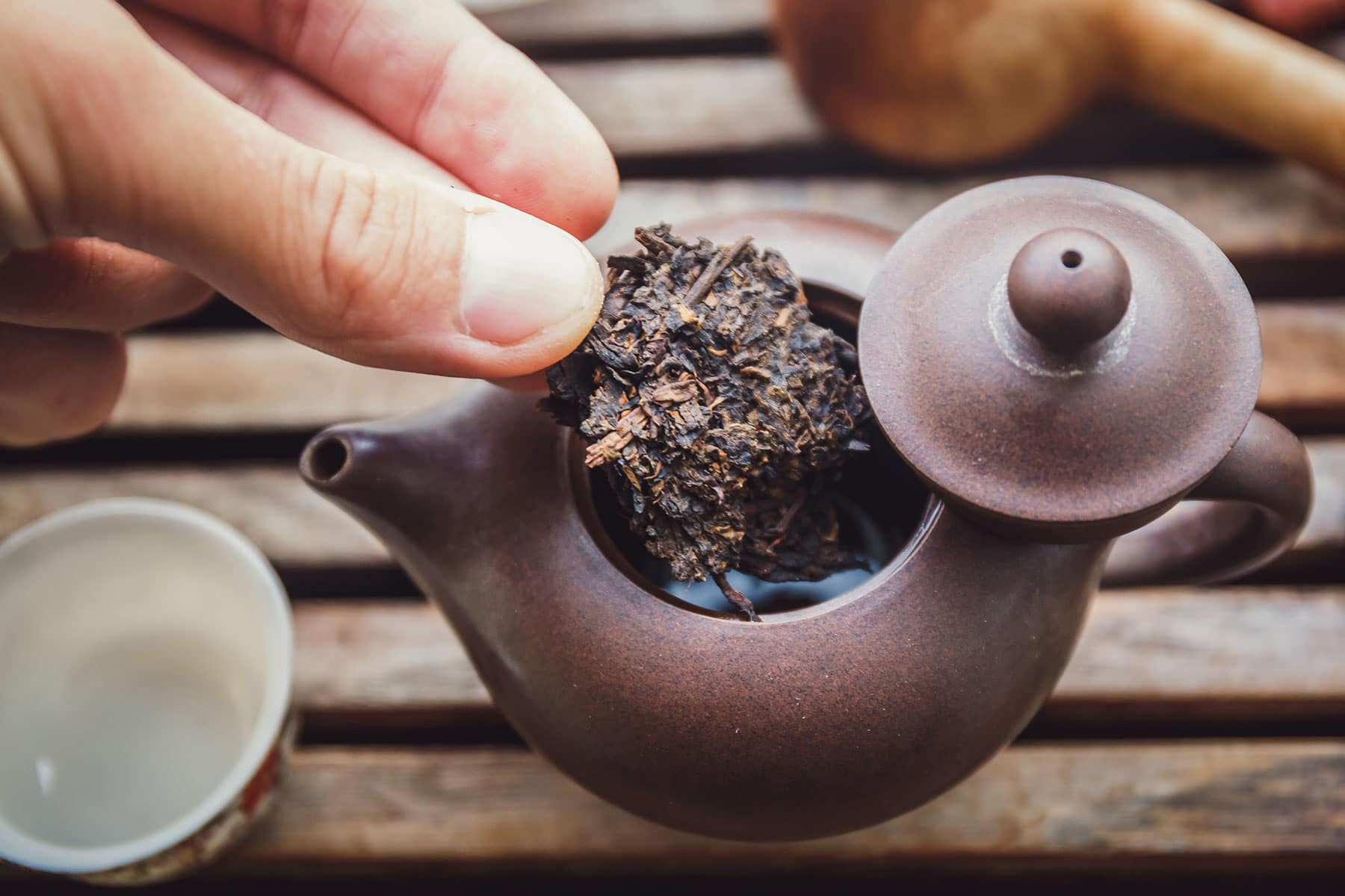 How to Prepare Pu'erh