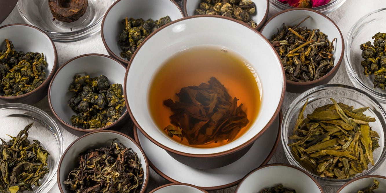 What Kind of Tea do Chinese Drink