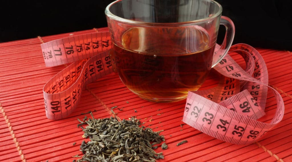 Chinese Tea for Weight Loss