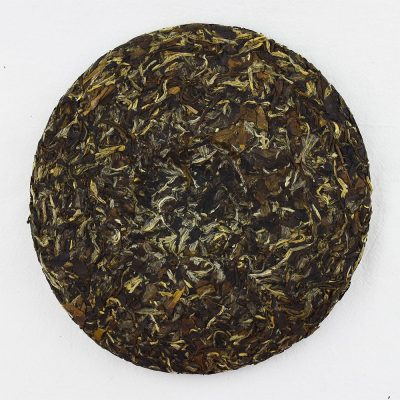 2009 Fuding Tailao Mountain Aged White Tea Cake 350g