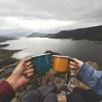 Drinking Tea, Cheers!