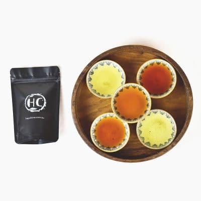 茶叶样品包 - 5包套装